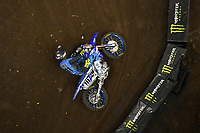 SX1 / Dean Ferris<br /> Monster Energy Aus-XOpen<br /> Supercross & FMX International<br /> Qudos Bank Arena, Olympic Park NSW<br /> Sydney AUS Sunday 12  November 2017. <br /> © Sport the library / Jeff Crow