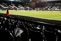 A general view of the pitch during the Sky Bet Championship match between Fulham and Sheff United at Craven Cottage, London, England on 6 March 2018. Photo by Carlton Myrie.