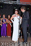 TEARS: Tears come to the eyes of Niamh Tynan (Costcutters-Vera's) as she was chosen as the 2011 Queen of the Ballyheigue Summer Festival on Sunday evening at the Ballyheigue Community Centre............
