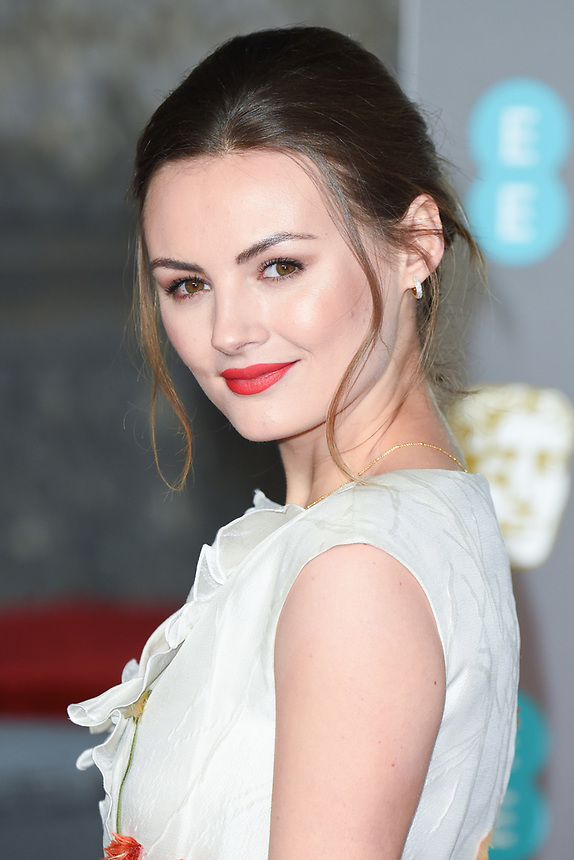 Niomi Smart<br /> arriving for the BAFTA Film Awards 2019 at the Royal Albert Hall, London<br /> <br /> ©Ash Knotek  D3478  10/02/2019