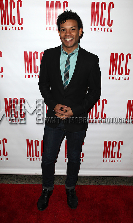 Jaime Cepero.attending the 'MISCAST 2012' MCC Theatre's Annual Musical Spectacular at The Hammerstein Ballroom in New York City on 3/26/2012. © Walter McBride / WM Photography