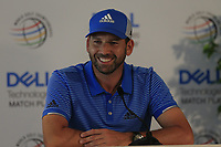 Sergio Garcia (ESP) during the preview at the WGC Dell Technologies Matchplay championship, Austin Country Club, Austin, Texas, USA. 21/03/2017.<br /> Picture: Golffile | Fran Caffrey<br /> <br /> <br /> All photo usage must carry mandatory copyright credit (&copy; Golffile | Fran Caffrey)