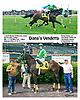 Diana's Vendetta winning at Delaware Park on 6/19/17