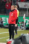 08.02.2019, RheinEnergieStadion, Koeln, GER, 2. FBL, 1.FC Koeln vs. FC St. Pauli,<br />  <br /> DFL regulations prohibit any use of photographs as image sequences and/or quasi-video<br /> <br /> im Bild / picture shows: <br /> Markus Anfang Trainer, Headcoach (1.FC Koeln),<br /> <br /> Foto © nordphoto / Meuter