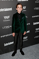 LOS ANGELES - JAN 26:  Parker Bates at the Entertainment Weekly SAG Awards pre-party  at the Chateau Marmont  on January 26, 2019 in West Hollywood, CA
