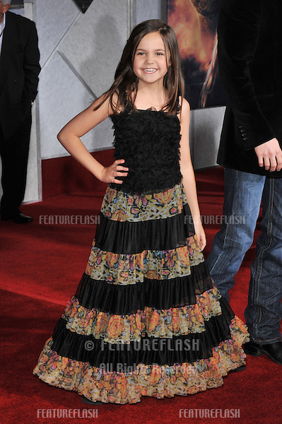 """Bailee Madison at the world premiere of """"Race to Witch Mountain"""" at the El Capitan Theatre, Hollywood..March 11, 2009  Los Angeles, CA.Picture: Paul Smith / Featureflash"""