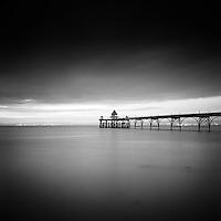 Clevedon Pier, Somerset, England , UK