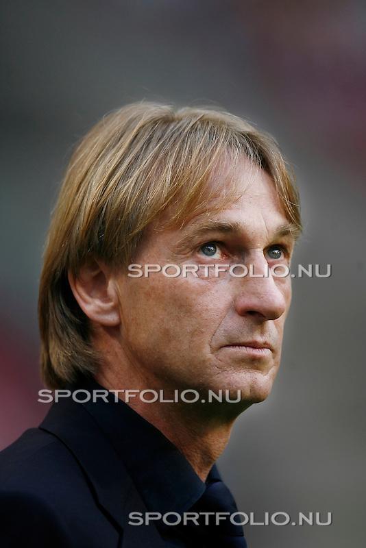 Nederland, Asterdam, 5 mei 2008.Seizoen 2007-2008.Eredivisie Play-offs.Ajax -Heerenveen (3-1).Adrie Koster trainer-coach van Ajax