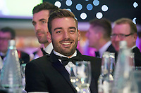 Picture by Allan McKenzie/SWpix.com - 05/10/17 - Cricket - Yorkshire County Cricket Club Gala Dinner 2017 - Elland Road, Leeds, England - Jack Leaning.