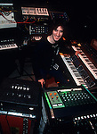 Larry Fast, Nov 1978, Synthesizer pioneer and composer best known for Synergy, his 1975-1987 series of synthesizer music albums, and for his contribution to a number of popular music acts, including Peter Gabriel, Foreigner, and Hall and Oates.
