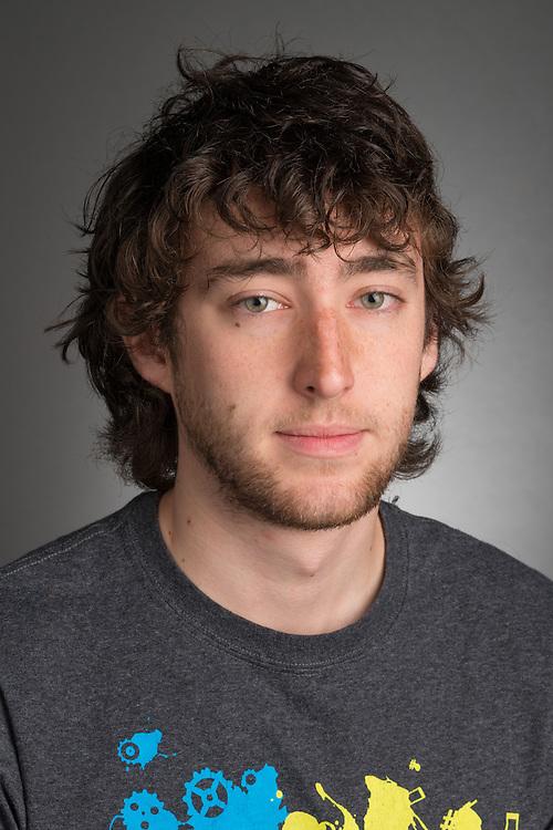 Avery Tucker student at Ohio University.  Photo by Ohio University / Jonathan Adams