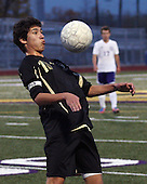Bloomfield HIlls Lahser at Auburn Hills Avondale, Boys Varsity Soccer, 10/17/12