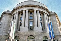 Ronald Reagan Building Washington DC Architecture