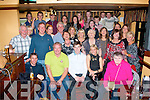 50 & FAB-UL-OUS: Liz O'Donnell, Castlelawn Dr, Tralee (seated 2nd right) had a fantastic evening in the Munster bar, Tralee celebrating her 50th birthday last Sunday surrounded by many friends and family.