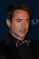 LOS ANGELES, CA - NOVEMBER 02: Robert Downey Jr. at LACMA 2013 Art + Film Gala held at LACMA on November 2, 2013 in Los Angeles, California. (Photo by Xavier Collin/Celebrity Monitor)