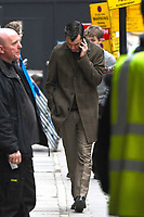 NOV 01 'Pennyworth' filming in London
