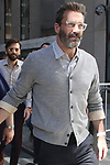 NEW YORK, NY - MAY 24: John Hamm seen at NBC's Today Show promoting the Amazon Prime series Good Omens on May 24, 2019 in New York City. <br /> CAP/MPI/RW<br /> ©MPIRWCapital Pictures