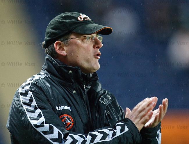 Craig Levein, Dundee Utd