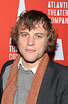 Johnny Flynn attends the 'Hangmen' Opening Night After Party at the The Gallery at the Dream Downtown on February 5, 2018 in New York City.