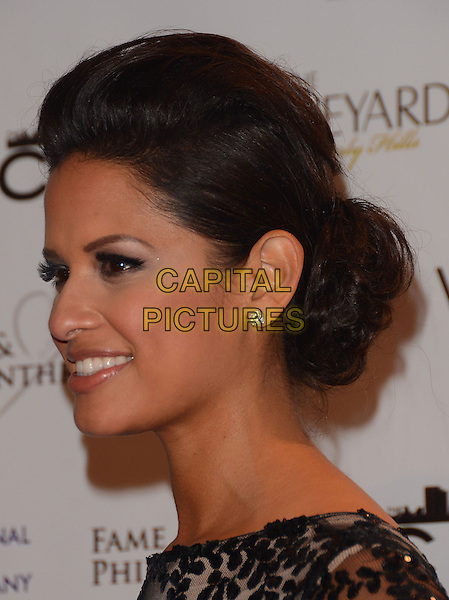 02 March 2014 - Beverly Hills, California - Rocsi Diaz.  Fame and Philanthropy Post-Oscar Gala celebrating the 86th Annual Academy Awards held at The Vineyard Beverly Hills. <br /> CAP/ADM/BT<br /> &copy;Birdie Thompson/AdMedia/Capital Pictures