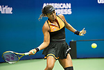 August 31,2019:  Naomi Osaka (JPN) defeated Coco Gauff (SA) 6-3, 6-0, at the US Open being played at Billie Jean King National Tennis Center in Flushing, Queens, NY.  ©Jo Becktold/CSM