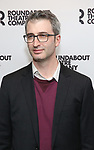 """Daniel Aukin attends the Cast Photo Call for The Roundabout Theatre Company production of """"Skintight"""" at the American Airlines Theatre on May 16, 2018 in New York City."""