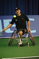 17-11-06,Amsterdam, Tennis, Wheelchair Masters, Tadeusz Kruszelnicki