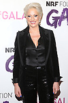 Real Housewives of New York Dorinda Medley attends the National Retail Federation GALA Held at Pier 60 (Chelsea Piers)