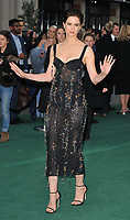 Katherine Waterston at the Alien: Covenant world film premiere, Odeon Leicester Square cinema, Leicester Square, London, England, UK, on Thursday 04 May 2017.<br /> CAP/CAN<br /> &copy;CAN/Capital Pictures /MediaPunch ***NORTH AND SOUTH AMERICAS ONLY***