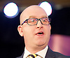 UKIP Leadership Announcement <br /> at the Emmanuel Centre, Westminster, London, Great Britain <br /> 28th November 2016 <br /> <br /> <br /> Paul Nuttall <br /> new UKIP Leader <br /> <br /> Photograph by Elliott Franks <br /> Image licensed to Elliott Franks Photography Services