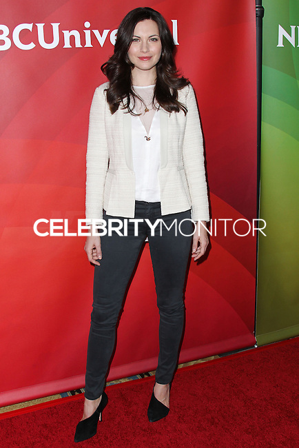 PASADENA, CA, USA - APRIL 08: Jill Flint at the NBCUniversal Summer Press Day 2014 held at The Langham Huntington Hotel and Spa on April 8, 2014 in Pasadena, California, United States. (Photo by Xavier Collin/Celebrity Monitor)