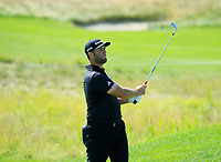 Jon Rahm (ESP) during the first round of  The Northern Trust, Liberty National Golf Club, Jersey City, New Jersey, USA. 08/08/2019.<br /> Picture Michael Cohen / Golffile.ie<br /> <br /> All photo usage must carry mandatory copyright credit (© Golffile | Michael Cohen)