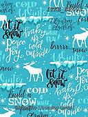 Isabella, GIFT WRAPS, GESCHENKPAPIER, PAPEL DE REGALO, Christmas Santa, Snowman, Weihnachtsmänner, Schneemänner, Papá Noel, muñecos de nieve, paintings+++++,ITKEBR693,#gp#,#x#