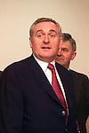 An Taoiseach, Bertie Ahern..Picture Paul Mohan Newsfile