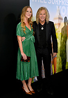 LOS ANGELES, CA. September 13, 2018: David Bryan &amp; Gabby Bryan at the premiere for &quot;Life Itself&quot; at the Cinerama Dome.<br /> Picture: Paul Smith/Featureflash