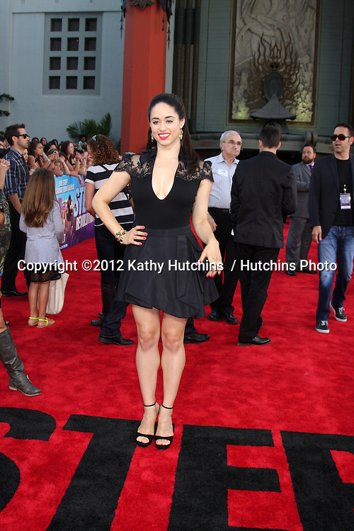 "LOS ANGELES - JUL 17:  Jeanine Mason arrives at the ""Step Up Revolution"" Premiere at Graumans Chinese Theater on July 17, 2012 in Los Angeles, CA"