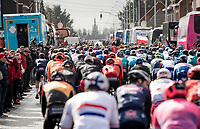 the roll-out in Kuurne<br /> <br /> 72nd Kuurne-Brussel-Kuurne 2020 (1.Pro)<br /> Kuurne to Kuurne (BEL): 201km<br /> <br /> ©kramon