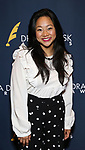 Stephanie Hsu during the 64th Annual Drama Desk Awards Nominee Reception at Green Room 42 on May 08, 2019 in New York City.