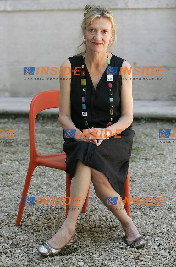 ELIZABETH STROUT<br /> Roma 07/06/2010/2010 Festival delle Letterature<br /> Photo Samantha Zucchi Insidefoto
