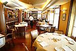 PARIS - FRANCE - 15 APRIL 2004--The restaurant at the fine food shop Hediard at Place de la Madeleine.-- PHOTO: ERIK LUNTANG / EUP-IMAGES
