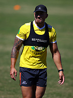 DURBAN, SOUTH AFRICA -Monday February 18th:  Sonny Bill Williams of the Blues during the Blues Training at Northwood School Durban North, on February 18th, 2019 in Durban, South Africa. (Photo by Steve Haag / stevehaagsports.com)