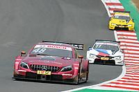 2018 DTM at Brands Hatch. #48 Edoardo Mortara. Mercedes-AMG DTM Team HWA. Mercedes-AMG C 63 DTM.