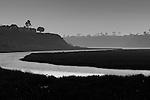 River Bend, Upper Newport Bay, CA.