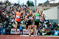 EUGENE, OR--Pre Classic, Hayward Field, Eugene, Oregon. SATURDAY, JULY 3, 2010.