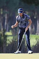 Sean Crocker (USA) during the final round of the Turkish Airlines Open, Montgomerie Maxx Royal Golf Club, Belek, Turkey. 10/11/2019<br /> Picture: Golffile | Phil INGLIS<br /> <br /> <br /> All photo usage must carry mandatory copyright credit (© Golffile | Phil INGLIS)