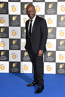 LONDON, UK. March 19, 2019: Lennie James arriving for the Royal Television Society Awards 2019 at the Grosvenor House Hotel, London.<br /> Picture: Steve Vas/Featureflash