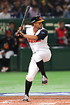 Xander Bogaerts (NED), <br /> MARCH 12, 2017 - WBC : <br /> 2017 World Baseball Classic <br /> Second Round Pool E Game <br /> between Japan 8-6 Netherlands <br /> at Tokyo Dome in Tokyo, Japan. <br /> (Photo by YUTAKA/AFLO SPORT)