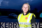 Martina Long, first time in the Kerry's Eye Tralee International Marathon, out training on Tuesday night