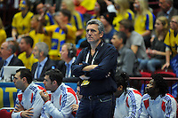PICTURE BY Dave Winter/SWPIX.COM - Olympics 2012 - Medal hopes for France......Copyright - Simon Wilkinson - 07811267706.....Claude ONESTA - Coach of defending gold medallists France's Handball team.