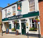 The Prince Albert pub, Ely, Cambridgeshire, England, UK